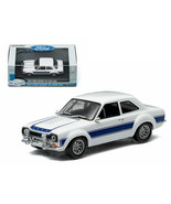 1974 Ford Escort RS 2000 MKI Blue 1 43 Diecast Car Model by Gr...