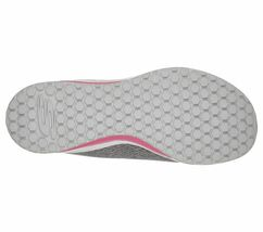 Skechers Shoes Women Gray Pink Memory Foam Sport Air Cushion Mesh Comfort 12644 image 4
