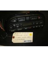 **98-99-00-01-02-03 JAGUAR XJ8 CLIMATE CONTROL PANEL # LJA7690BB(BOX-4243)* - $43.56