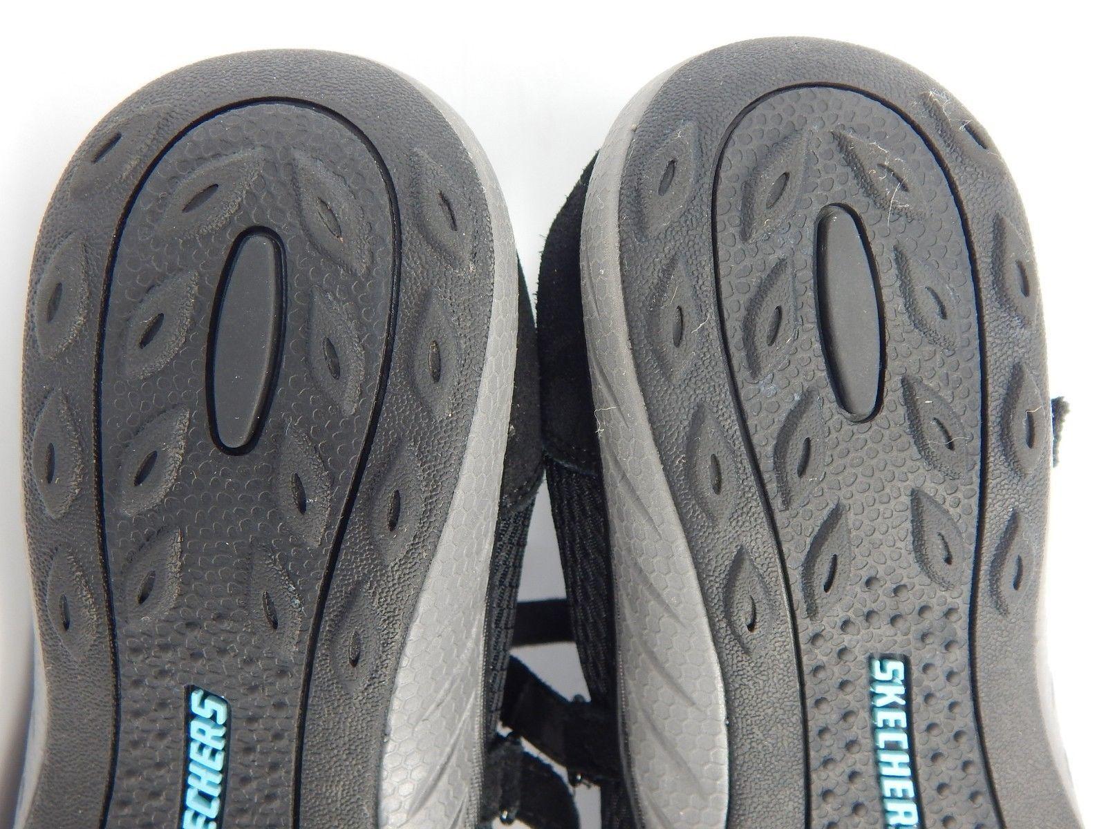 Skechers Relaxed Fit Memory Foam Size US 8.5 M (B) EU 38.5 Women's Slip On Flats