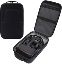 Hard Travel Case For Oculus Quest Gaming Headset And Controllers Accesso... - £12.93 GBP