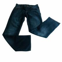 rock republic mens jeans 34x34 neil straight leg denim pants - $23.09
