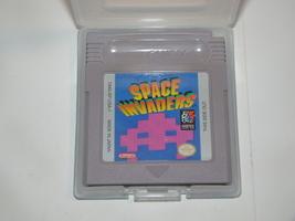 Nintendo GAME BOY - SPACE INVADERS (Game & Manual) - $20.00