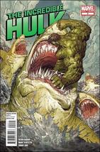 Marvel THE INCREDIBLE HULK (2011 Series) #2 VF - $1.49