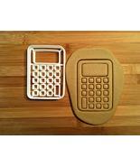 Calculator Cookie Cutter/Multi-Size - $6.00+