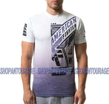 American Fighter Maybrook FM7931 Short Sleeve Graphic T-shirt Top By Affliction - $37.95