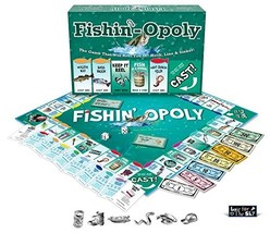Fishin'-Opoly - $33.81