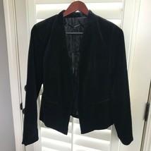 NWT HARVE BENARD Size 8, Blazer Jacket Women Professional wear. Black $9... - $28.71