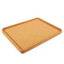 Food Serving Tray - Cork Board Breakfast Serving Tray, Coffee Tray, Drin... - €11,52 EUR