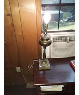 Vintage Brass Table Lamp  - $60.00