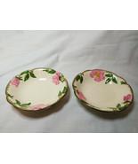 Vintage Franciscan China Set of 2 Small finger/ Ice cream bowls  Desert ... - $12.38