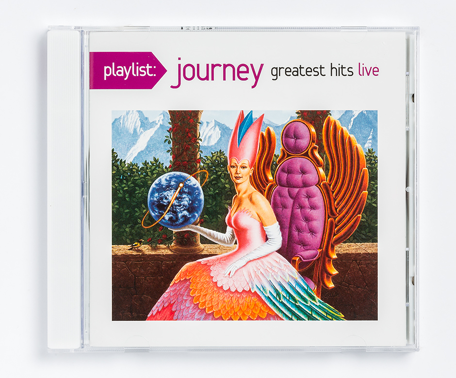 Journey - Greatest Hits Live