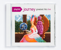 Journey - Greatest Hits Live - $6.00