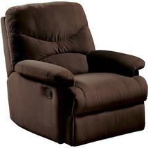 Recliner Sofa Armrest Chair Wall Hugger Lazy Living Boy Room Reclining F... - $215.98