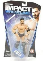 TNA Deluxe Impact AUSTIN ARIES Wrestling Action Figure Series 9 WWE Jakks - $22.65