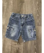 Lulu Luo Jean Shorts Size 6 for Girls - $10.00