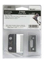 Wahl Professional 2 Hole Clipper Blade 2191 000 Adjustable  #99812-001 - $18.76
