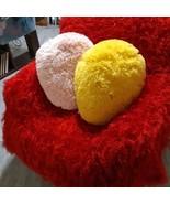 Kids Room fuzzy pillows Set - $30.00