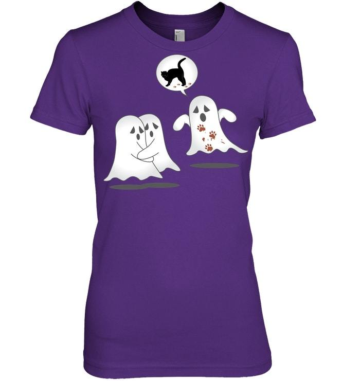 Funny Scary Ghost Story Halloween Tshirt