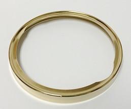 "Lee Meyers Crown for 3-5/8"" Shower Drain, Polished Brass, #B-6CR-Polishe... - $8.99"