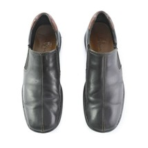 Cole Haan Black Leather Split Toe Casual Loafers Driving Shoes Mens 13 M - $34.57