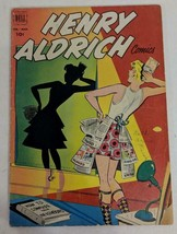 MLD VINTAGE 1952 Dell Comics Henry Aldrich How to Confuse Your Neighbors No 10 - £7.62 GBP