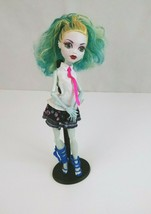 """Monster High Lagoona Blue 11"""" Doll With Outfit & Brush. Without Stand. - $21.17"""