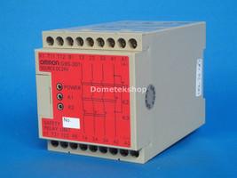 Omron G9S-301 Safety Relay Unit DC24V - $22.06