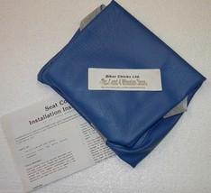 KAWASAKI 86-87 KXT250 Tecate Seat Cover BLUE KXT 250 - $49.95