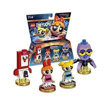 Lego Dimensions Building Toy Pack (Powerpuff Girls Team Pack 71346) - $14.95