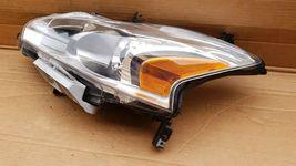 13-15 Nissan Altima Sedan Halogen Headlight Lamp Driver Left LH image 4