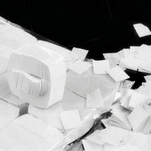 White Snowflakes Snowstorm Snow Paper Magician Magic Tricks Props - (12 Pcs/Set) image 6