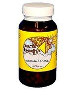 New Body Products - Herbal Formula WORMZ-B-GONE - $22.50