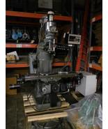 1990 Bridgeport EZ TRAK Vertical Milling Machine w/2 Axis EZTRAK CNC Con... - $9,025.00