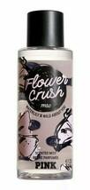 Victoria's Secret PINK Flower Crush Scented Mist Body Spray 8.4 oz Ltd Ed - $16.18