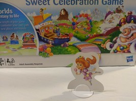 2009 replacement Candyland Sweet Celebration Game Pawn & Stand Hasbro #3 - $5.00