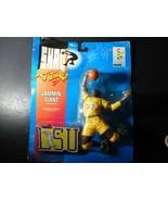 Shaquille O'Neal Shaq Attaq Jammin' Giant LSU Action Figure  - $9.59
