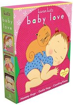 Baby Love: Mommy Hugs; Daddy Hugs; Counting Kisses [Board book] Katz, Karen - $17.81