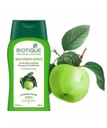 Biotique Bio Green Apple Fresh Daily Purifying Shampoo And Conditioner F... - $9.99+