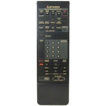 Mitsubishi 939P238A1 MISSING FRONT COVER Factory Original VCR Remote For... - $11.20
