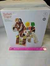 The Manhattan Company Safari Tiger Activity Toy 12m+ requires assembly n... - $18.00