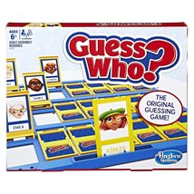 Hasbro Guess Who? Classic Game - $11.09