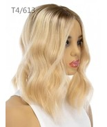 """6.5""""*6.5"""" French Silk Top Remy Human Hair Topper For Female Thinning Hair  - $127.20+"""