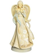 "Enesco Foundations Hope Angel Stone Resin Figurine, 9"" - $40.00"