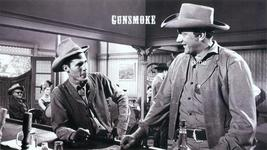 JAMES ARNESS GUNSMOKE LOGO PHOTO 8I-500 - $14.84