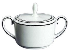 : Vera Wang. Pattern: Blanc Et Noir. Piece: Covered Sugar Bowl MADE IN U... - $49.49