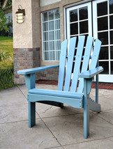 Cedar Adirondack Chair Shine Company Rockport Patio Deck 4 New Colors  - $155.77