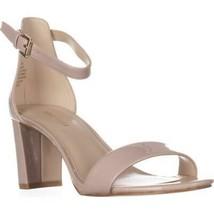 Nine West Pruce Ankle Strap Sandals, Natural - ₹2,114.65 INR+