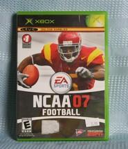 Xbox - NCAA 07 Football (2006)  - $5.33