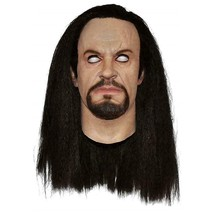 WWE The Undertaker Wrestler Adult Mask Licensed Costume Accessory - $74.44